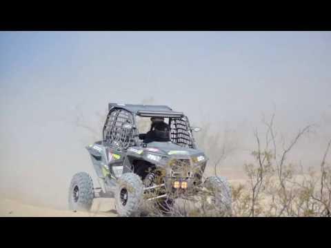UTV Garage: K&N Filter Desert Race Test on Polaris RZR XP 1000