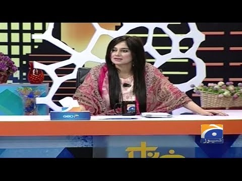 Khabarnaak - 15-July-2017 - Geo News
