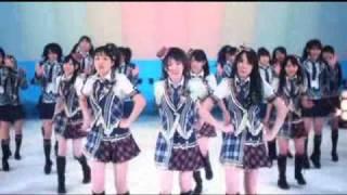 2010年3月24日発売 SKE48 2nd.Single「青空片想い」のc/w曲「バンジー宣...