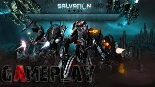 Salvation Prophecy Gameplay (PC/HD)