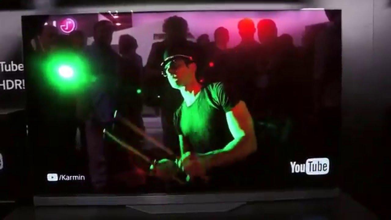 Best 2016 OLEDs: LG Electronics - Blog - [Heron Fidelity]