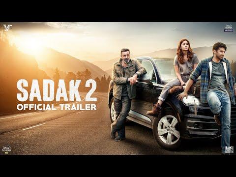 Sadak 2 Official Trailer