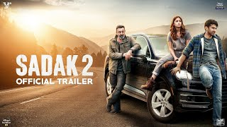Sadak 2 Trailer | Sanjay Dutt, Alia Bhatt, Aditya Roy Kapur | On 28 August
