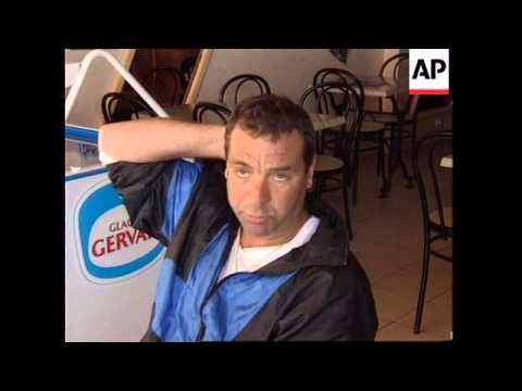 FRANCE: TOULON:  NATIONAL FRONT MAYOR JEAN-MARIE LE CHEVALLIER