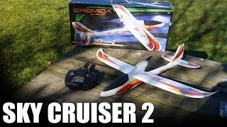 sky cruiser 2 crash course   flite test