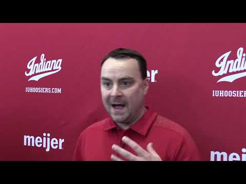 Coach TV: Archie Miller previews Iowa, Ohio State