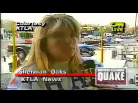 17/1/1994 - Northridge Earthquake NEWS