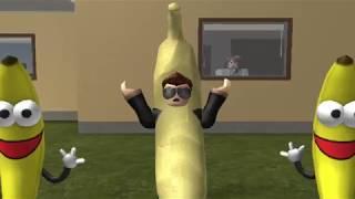 I Am A banana! - Roblox Music Video