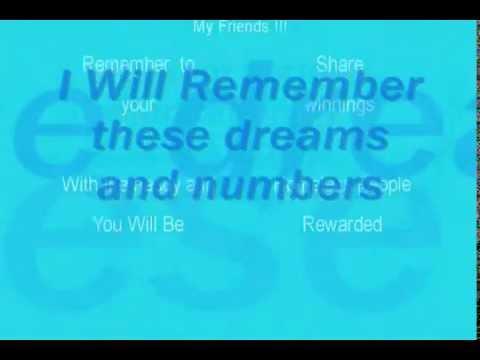 Lottery Dream Lottery Meditation 777