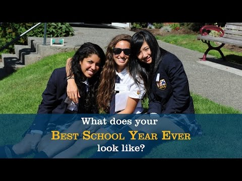 The Best School Year Ever 2016 - St. Michaels University School