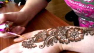 Henna Mehndi For Eid 2009