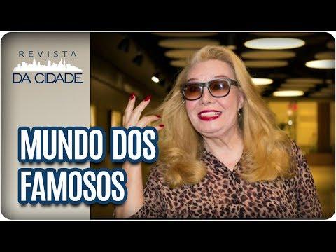Rogéria, Marcelo Rezende E Preta Gil - Revista Da Cidade (05/09/2017)