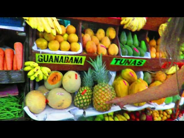 Voltinha no Mercado de Surquillo - Turismo gastronômico em Lima