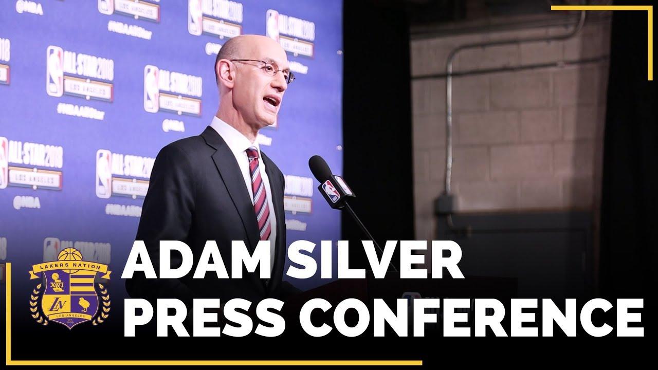 nba-all-stars-2018-nba-commissioner-adam-silver-press-conference