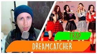 REAGINDO À DREAMCATCHER - TRAP LEGENDADO (Color Coded HAN/ROM/PT-BR)