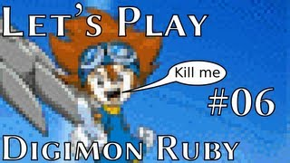 Let's Play Digimon Ruby Part 6(I'll be honest, I have NO idea what this game is. Yahweasel adventures with some rip offs of rip offs of pookiemans??? Bad Translator: ..., 2013-08-19T00:00:13.000Z)