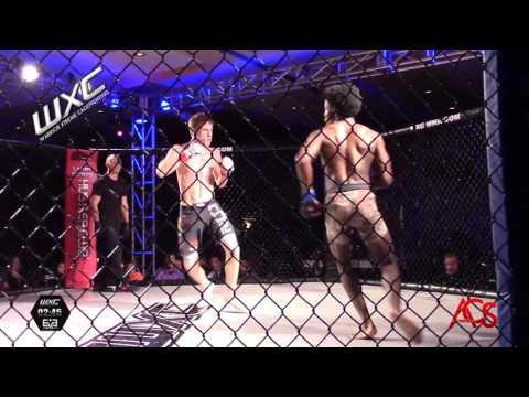 WXC 60 Perseverance Shamone Shahid VS Dylan Carpenter