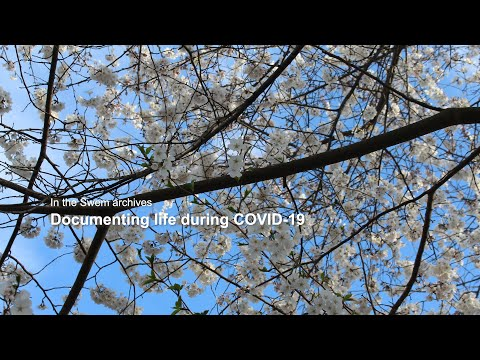 In Swem archives: Documenting life during COVID-19