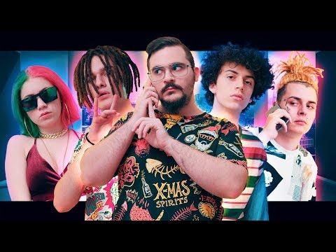 GREEN GANG - ARTIFICII feat. CAFEA ALBA (Official Video)