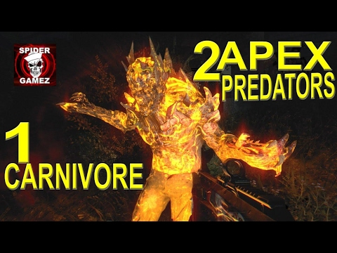 Dying Light PVP - 2 Apex Predators VS 1 Carnivore Rank Night Hunter (NEW PVP Ranks In The Following)