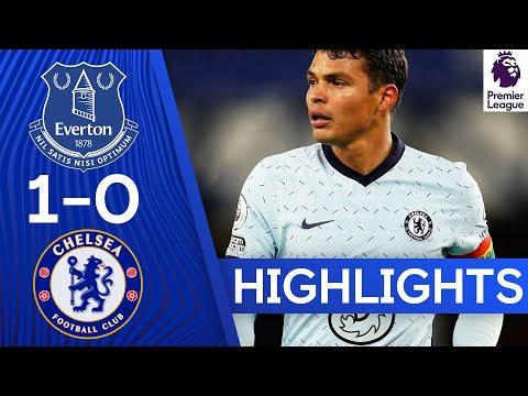 Everton 1-0 Chelsea | Premier League Highlights