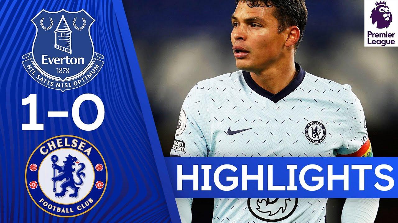 Download Everton 1-0 Chelsea   Premier League Highlights