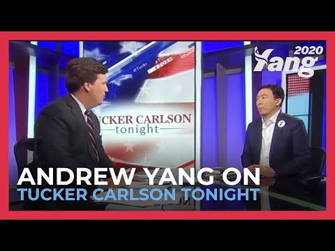 Andrew Yang on