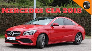 Mercedes CLA 2018 review