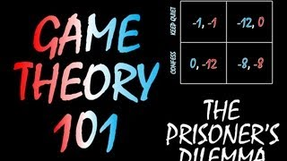 Game Theory 101: The Prisoner