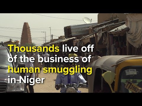 People smugglers in Niger need new line of work