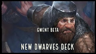 Gwent Beta: New Dwarves, New Deck
