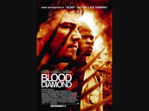 Blood Diamond Theme - 05 - Archer & Solomon Hike (James Newton Howard)