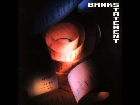 Tony Banks, Bankstatement 1989 (vinyl record)