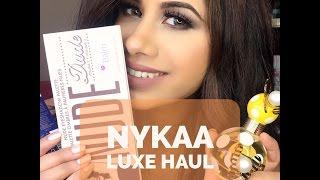 My TOP PICKS!!! Nykaa LUXE haul | Malvika Sitlani