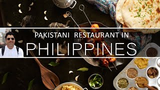 Pakistani Halal Restaurant in Manila Philippines