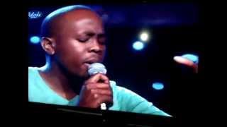 Khaya Mthethwa - Idols SA - SUPER BASS 2012