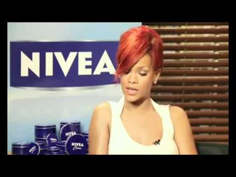 Rihanna NIVEA Commercial - Why Healthy Skin Is Important (HQ)