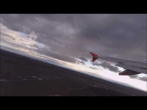 Melbourne - Perth Jet Star A320 Fab Views! | Plane Spotting Perth