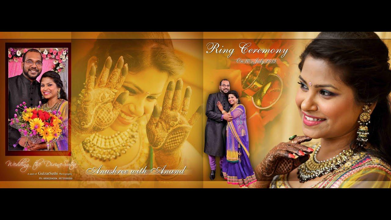 AnushreeAnandSouth Indian Wedding A film by GulzarSethi