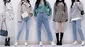 (eng) 커먼유니크 가을옷 하울 ☀️ 대학생 개강룩 / 인터넷 쇼핑몰 하울 Autumn Fashion Haul   Minjeong Park