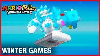 Mario + Rabbids Kingdom Battle: Community Competition - Winter Games Teaser | Ubisoft [NA]