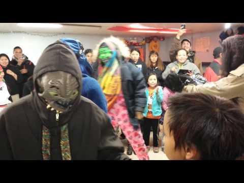 Kotlik Halloween dance