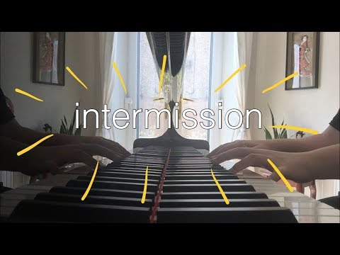 Intermission - Panic! At The Disco (piano Cover)