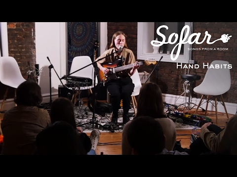 Hand Habits - All The While | Sofar NYC