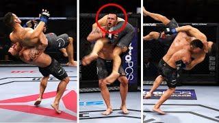 Самый ЛИПКИЙ БОРЕЦ в истории ММА / Колби Ковингтон UFC 3