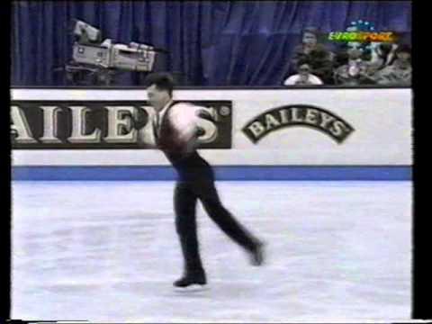 Aren Nielsen USA - 1994 World Championships SP