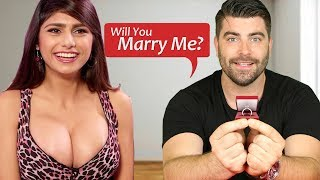 MIA KHALIFA - Will You Marry Me ? ( NOT CLICKBAIT )