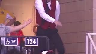 Dancing Attendant