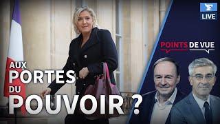 Le Pen : une marche supplémentaire vers le POUVOIR?