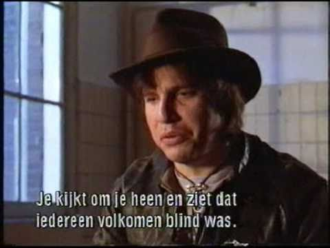 Jeffrey Lee Pierce Dutch TV interview 1989